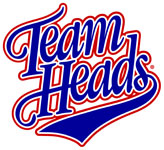 Teamheads Show your team spirit!