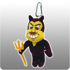 Arizona State U Sun Devils Key Chain