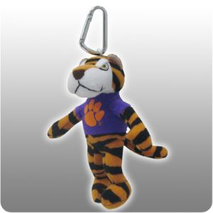 Clemson University Tigers Key Chain Clip