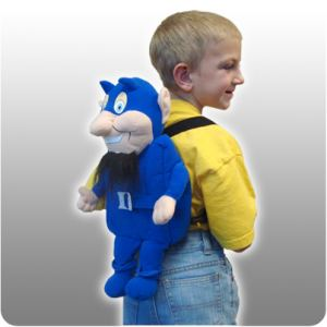 Duke Blue Devils Back Pack