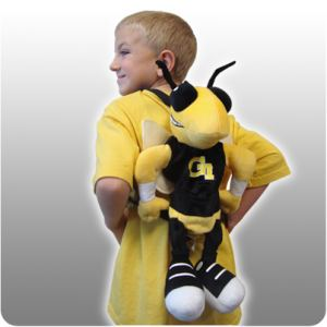 Georgia Tech Yellowjackets Back Pack
