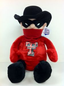 Texas Tech Red Raiders Soft Plush Mascot