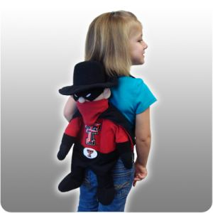 Texas Tech Red Raiders Back Pack