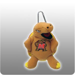 University of Maryland Terrapins Key Chain