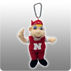 University of Nebraska Corn Huskers Key Chain